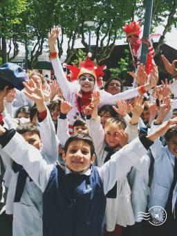 circoniriko en escuelas del uruguay